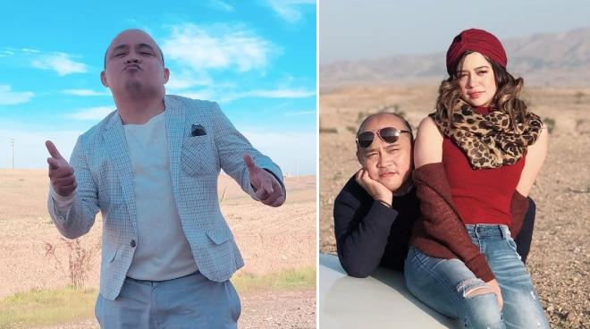 'Finding Agnes' star Jelson Bay on shooting in Morroco: 'Para silang may national aircon'