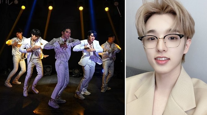 Jae of K-Pop group Day6 reacts to SB19's 'Alab'