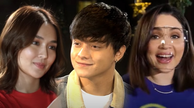 WATCH: ABS-CBN's biggest stars come together for Christmas ID 2020