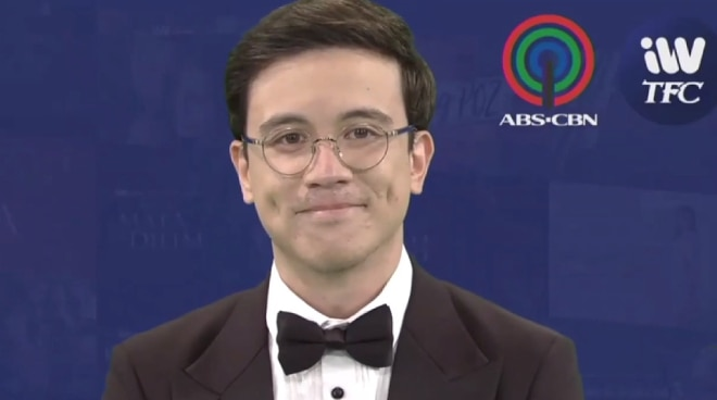 Arjo Atayde wins Best Actor at the Asian Academy Creative Awards