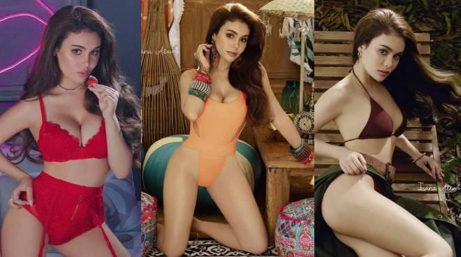 TIGNAN: Mga sexy photos ni Ivana Alawi bilang calendar girl