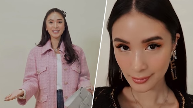 WATCH: Heart Evangelista recreates makeup looks of Jennie of BLACKPINK