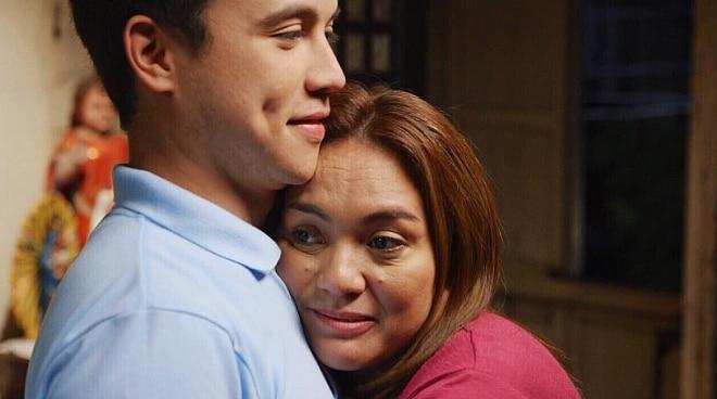 'Ito ang mundo mo, dito ka nararapat': Sylvia Sanchez tells son Arjo Atayde after best actor win