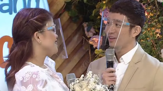 WATCH: Melai Cantiveros, Jason Francisco renew wedding vows