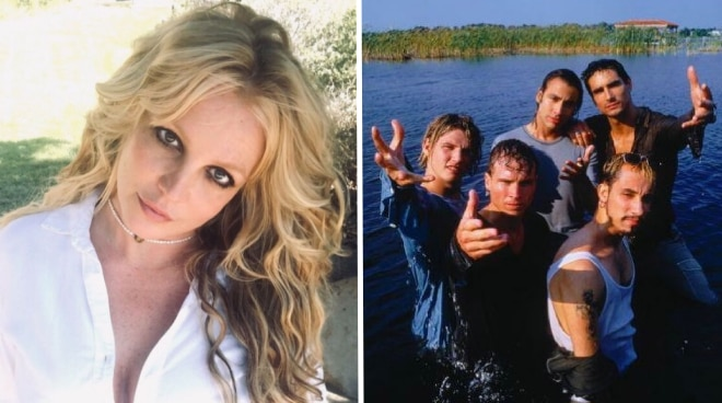 '90s kids, where you at? Britney Spears and Backstreet Boys drop surprise collaboration
