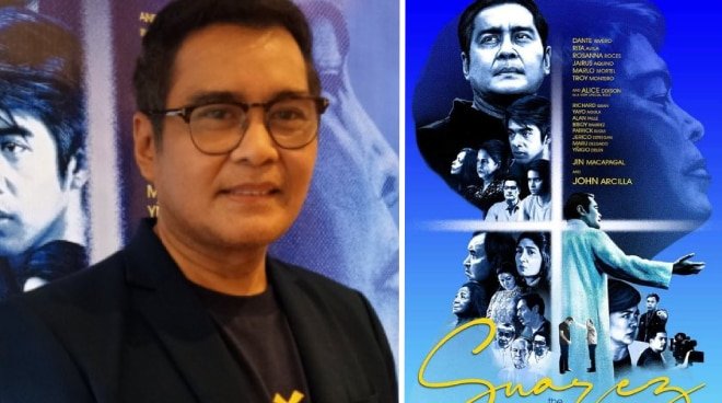 John Arcilla, muntik na mag-backout sa 'Suarez: The Healing Priest'