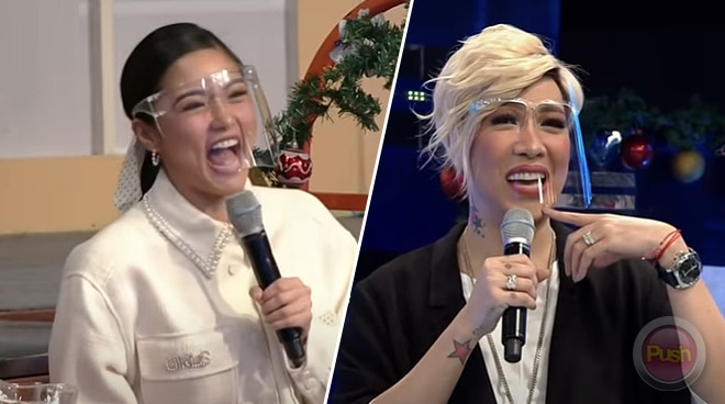 Vice Ganda asks Kim Chiu: What would you tell your ex and his new girlfriend?