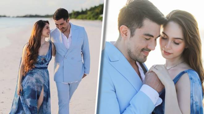 #TheHowHows: Adorable snaps of newly engaged couple Luis Manzano and Jessy Mendiola