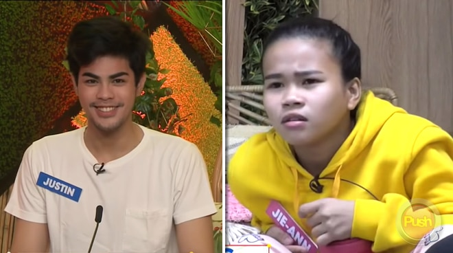 'Marumi?' Netizens criticize Justin Dizon's actions toward fellow PBB housemate Jie-Ann Armero