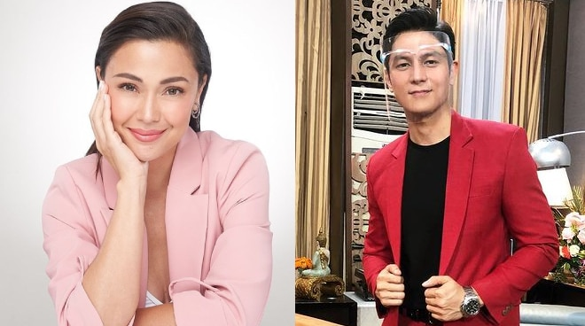Joseph Marco on working with Jodi Sta. Maria: 'She's so pretty so effortless talaga'