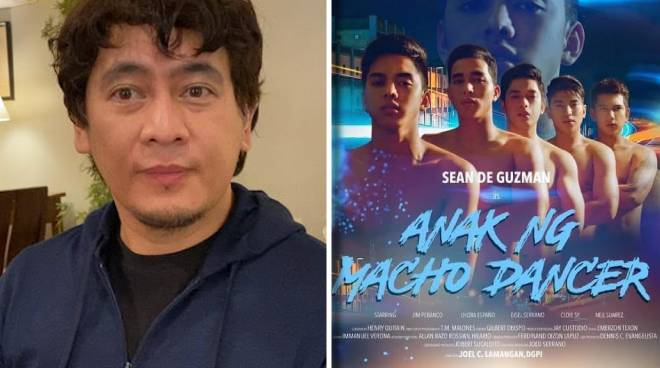 Concert producer Joed Serrano explains why he decided to start producing movies