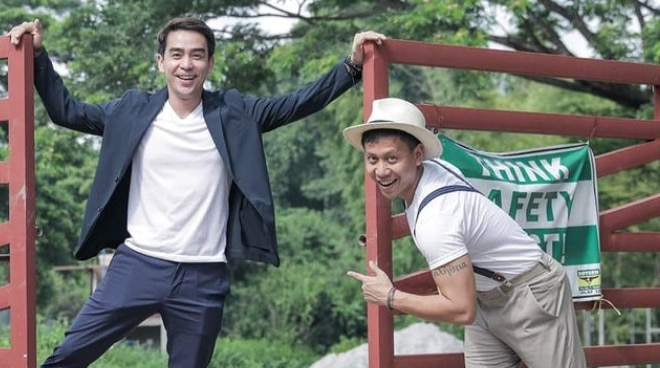 Mikey Bustos celebrates 8th anniversary with partner RJ Garcia: 'Let's go help make the world a better place'
