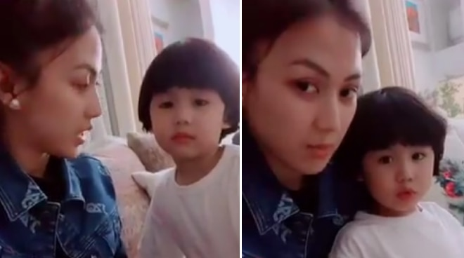 LOL! Alex Gonzaga tells nephew Seve: 'I am your real mom'