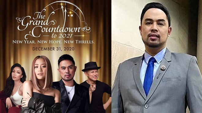 EXCLUSIVE: Jed Madela on performing live for the New Year countdown: 'I am very excited'