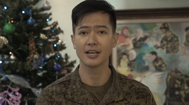 WATCH: Music video of Ronnie Liang's 'Sana Ngayong Pasko'