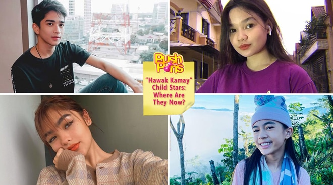"""""""Hawak Kamay"""" Child Stars: Where Are They Now? 
