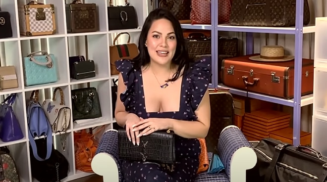 KC Concepcion recalls feeling slighted by salesman while shopping at YSL abroad