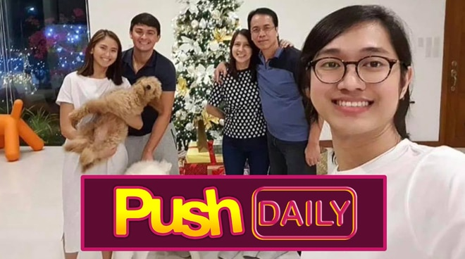 Sarah Geronimo meets up with mom's relatives during the holidays | PUSH Daily