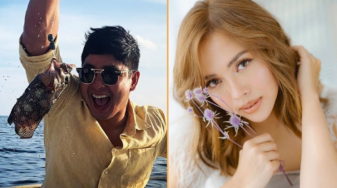 LOOK: Julia Montes shares photo of Coco Martin to celebrate his birthday