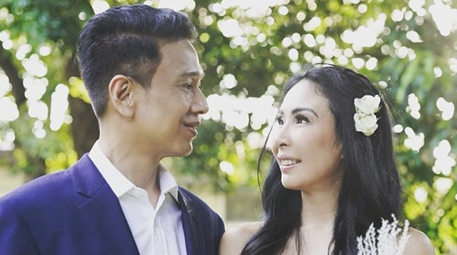 Giselle Sanchez and husband renew wedding vows after 20 years of marriage