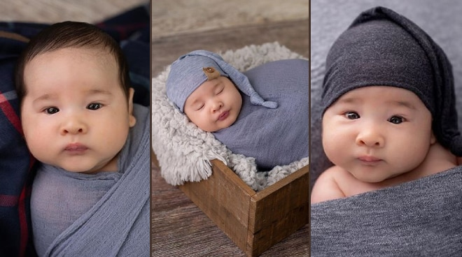 LOOK: Coleen Garcia, Billy Crawford share adorable photos of son Amari