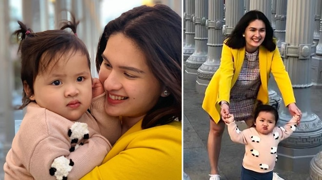 'Bakit ang bilis ng panahon?': Pauleen Luna turns emotional over daughter Tali turning a year older