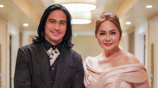 Piolo Pascual affirms to Charo Santos: 'Kapamilya Forever'
