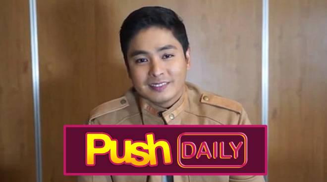 Coco Martin on his birthday: 'Tuloy ang laban' | PUSH Daily