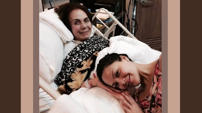 'You will always be the love of my life': KC Concepcion remembers late grandma Elaine Cuneta on her death anniversary