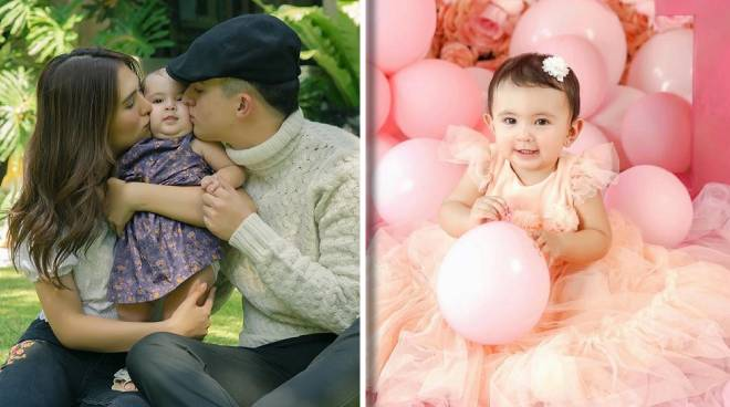 LOOK: Sofia Andres' daughter poses for studio shoot ahead of first birthday