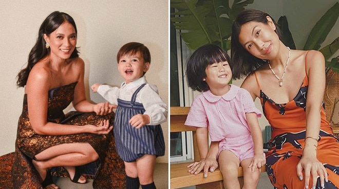 Isabelle Daza and Liz Uy discuss their parenting style