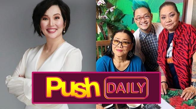 Kris Aquino, nag-react na sa isyu ng 'di natuloy na talk show | PUSH Daily