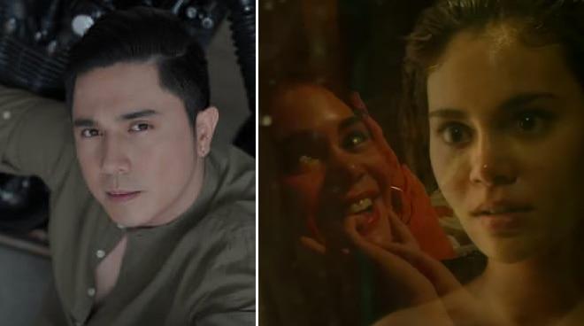 Paulo Avelino on producing Ivana Alawi's movie 'Aswang' during the pandemic: 'Mahirap, parang nakakatakot'