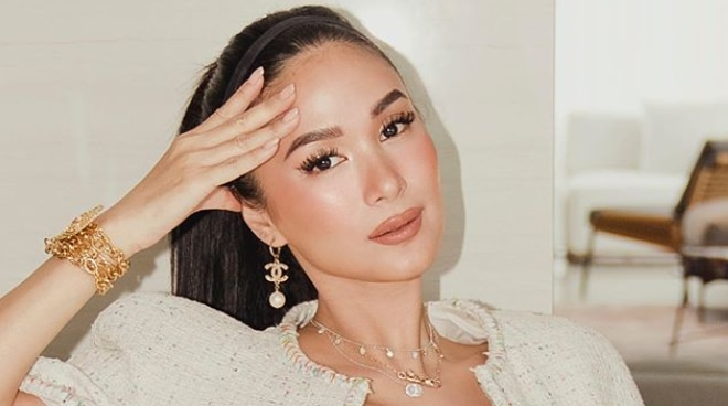 Heart Evangelista responds to netizens telling her she 'badly' needs to have a baby