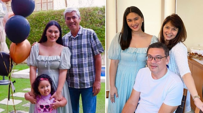 Pauleen Luna celebrates birthday with family