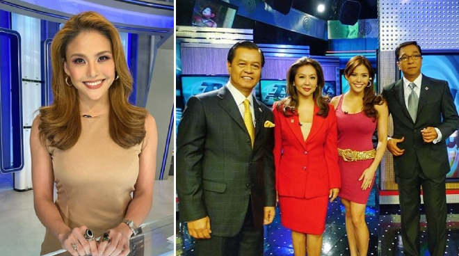 Gretchen Fullido marks 10th year as Star Patrol anchor
