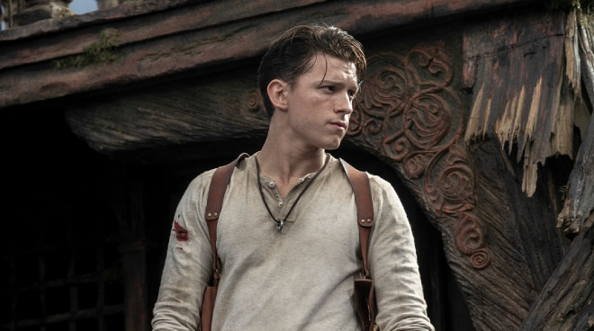 Tom Holland takes on another hero role in 'Uncharted'