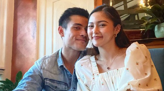 Sweet! Xian Lim and Kim Chiu meet up for some quality time