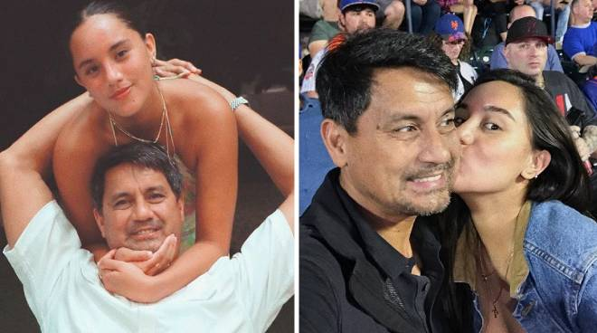 Richard Gomez on daughter Juliana dating: 'Hindi mo naman pwede pigilan'