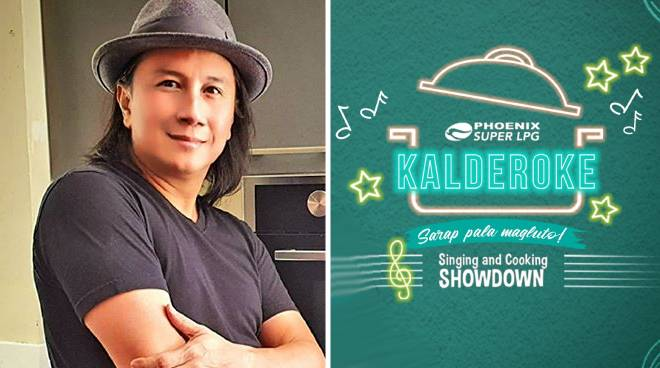 Celebrity Chef Lau talks about judging contestants in 'Kalderoke: The Singing and Cooking Showdown'