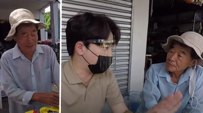 PANOORIN: Viral Korean street vendor, tinulungan ni Ryan Bang makauwi ng Korea