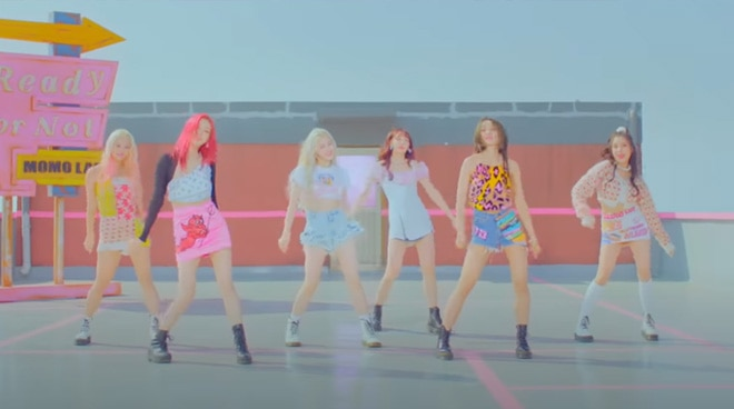 WATCH: MOMOLAND drops pastel-themed 'Ready Or Not' music video