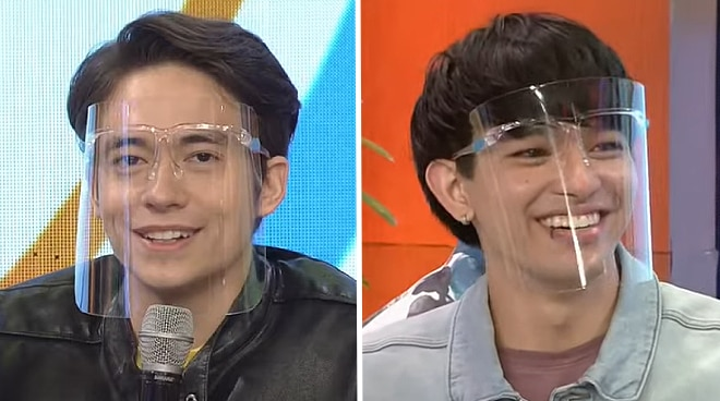 Jameson Blake, Joao Constancia describe their 'ideal girl'