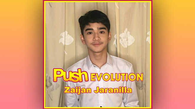 Zaijian Jaranilla | Push Evolution