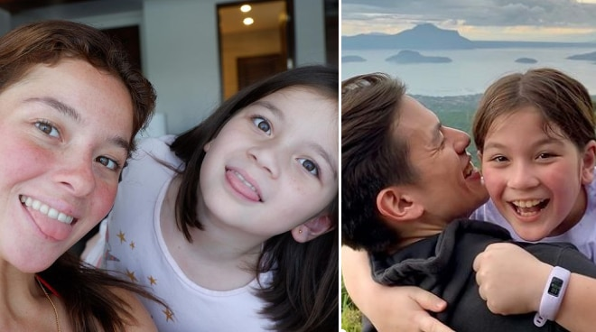 Andi Eigenmann, Jake Ejercito share birthday message for daughter Ellie