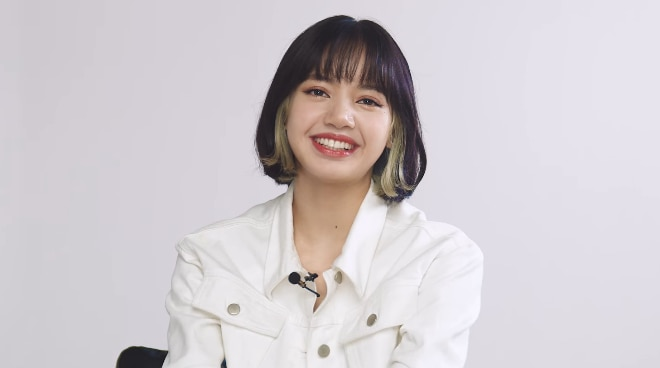 'Sana all!': Lisa of BLACKPINK delights fans with a video of her speaking in Tagalog