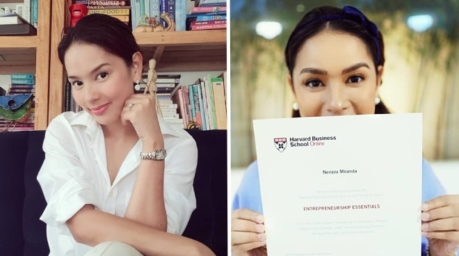 'Sulit lahat ng puyat': Neri Naig completes program at Harvard Business School