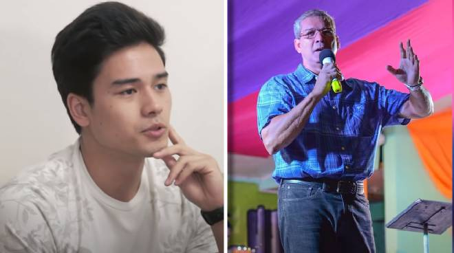 Marco Gumabaosays his father Dennis Roldan's arrest 'was the biggest turning point of our lives'