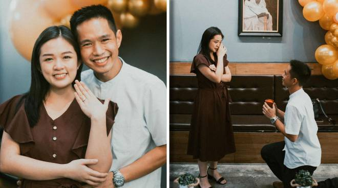 'It's worth the wait': Former 'Goin' Bulilit' star Trina 'Hopia' Legaspi gets engaged to longtime boyfriend
