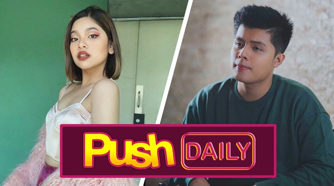 Elha Nympha at Bryan Gazmen, break na | PUSH Daily